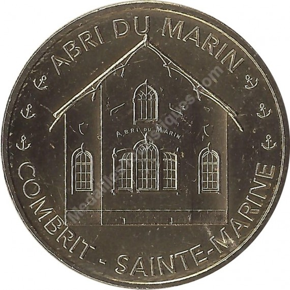 COMBRIT - Abri du Marin - Combrit - Sainte-Marine / MONNAIE DE PARIS / 2018