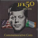 NEW ROSS - The Kennedy Homestead (JFK 1963-2013 Pochette encart) /MONNAIE DE PARIS 2013