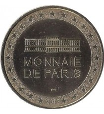 ALENÇON 1 - Le Point D'Alençon / MONNAIE DE PARIS 2012